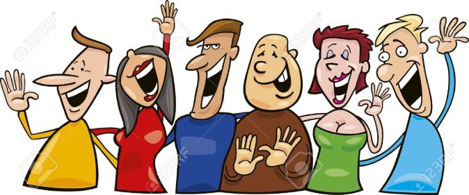 7431259-group-of-laughing-people-Stock-Vector-cartoon