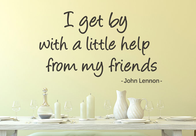 wall_decal_i_get_by_help_friends_h